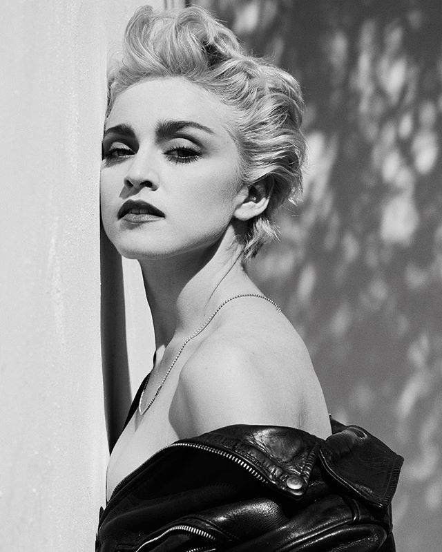 Happy 58th birthday to the ultimate icon, Madonna! ✨