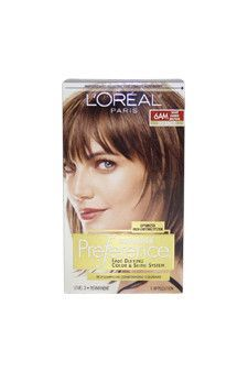 Superior Preference Fade Defying Color 6am Light Amber Brown Warmer By L Oreal Paris Loreal Paris Loreal Color Shine