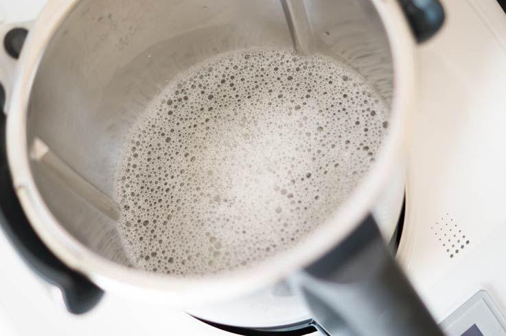 Schnellreinigung Des Thermomix Rezept Thermomix Reinigen