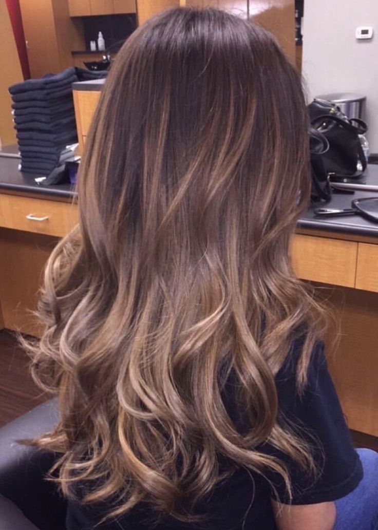 20 beautiful brown hair with highlights #braun #haare #highlights #mit #sch
