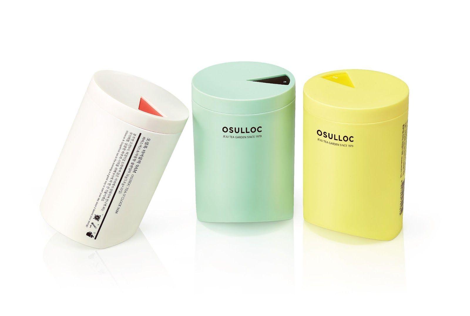 10 Innovative Korean Packaging Designs Tea Design Packaging