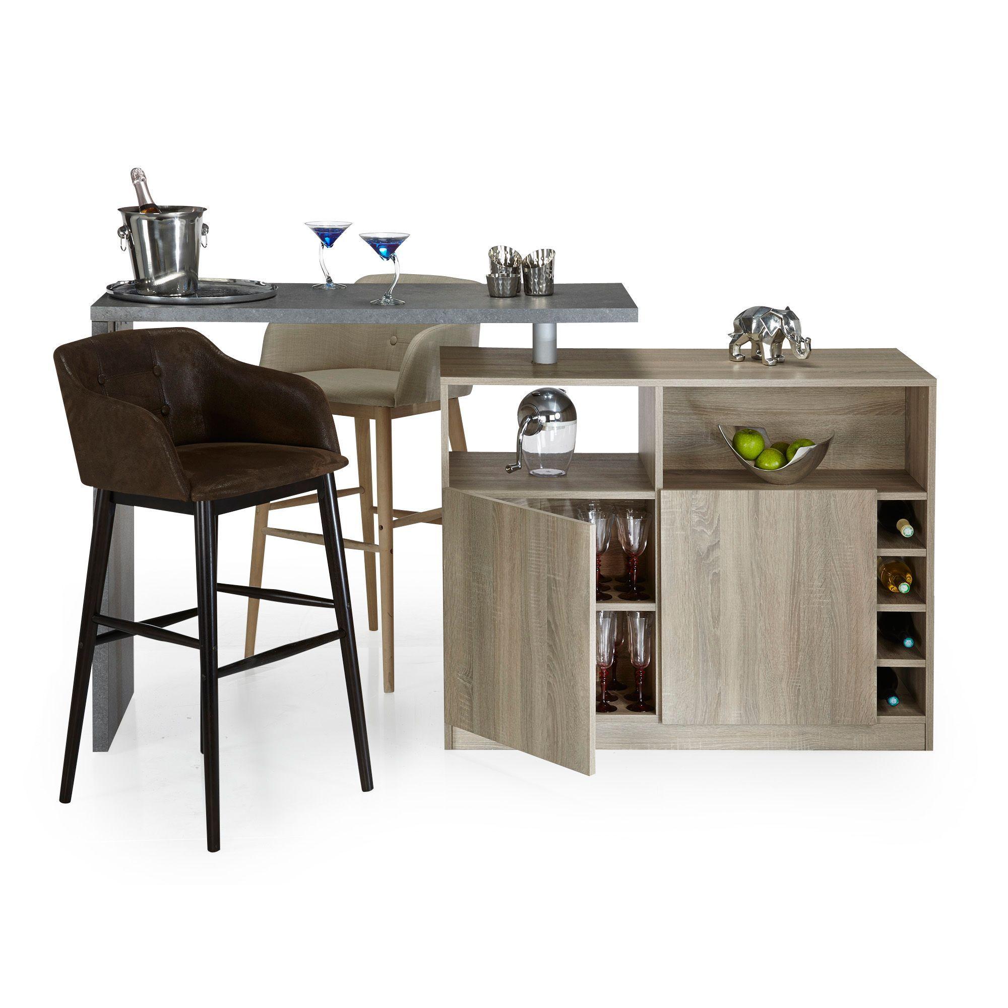 Meilleur De De Meuble Bar Salon Concept