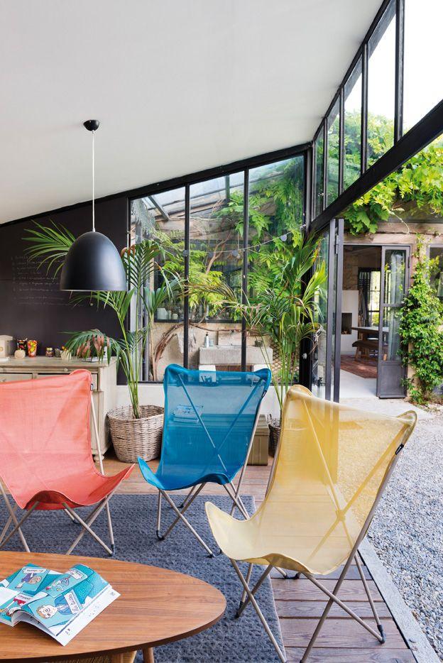 Entdecken Sie farbenfrohe und innovative Liegestühle vom ...