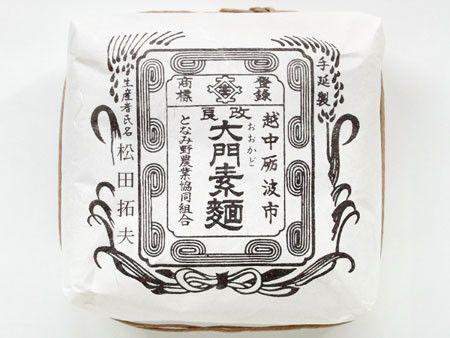 Thin Noodle SOMEN JAPAN 大門素麺