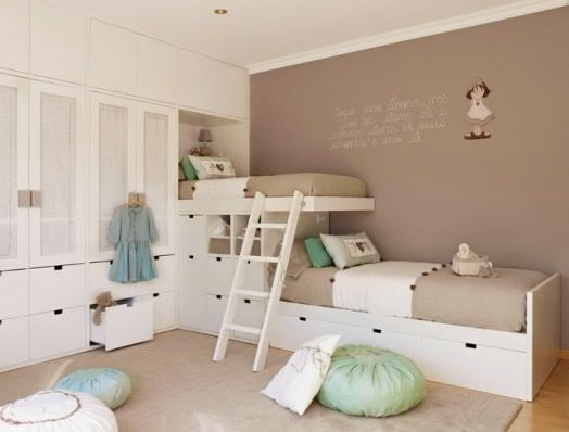 wandfarbe f r kinderzimmer gr n und beige kombinieren kinder pinterest kinderzimmer gr n. Black Bedroom Furniture Sets. Home Design Ideas