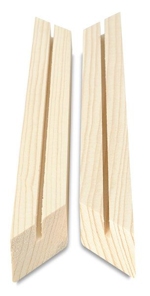 Blick Wooden Balusters - Assemble your own screen printing frames ...