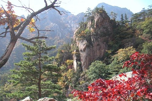 Mt Seorak National Park, South Korea