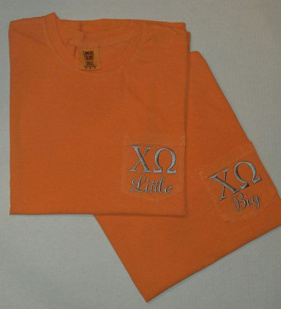 Check out this item in my Etsy shop https://www.etsy.com/listing/469827586/big-little-sorority-shirts-chi-omega