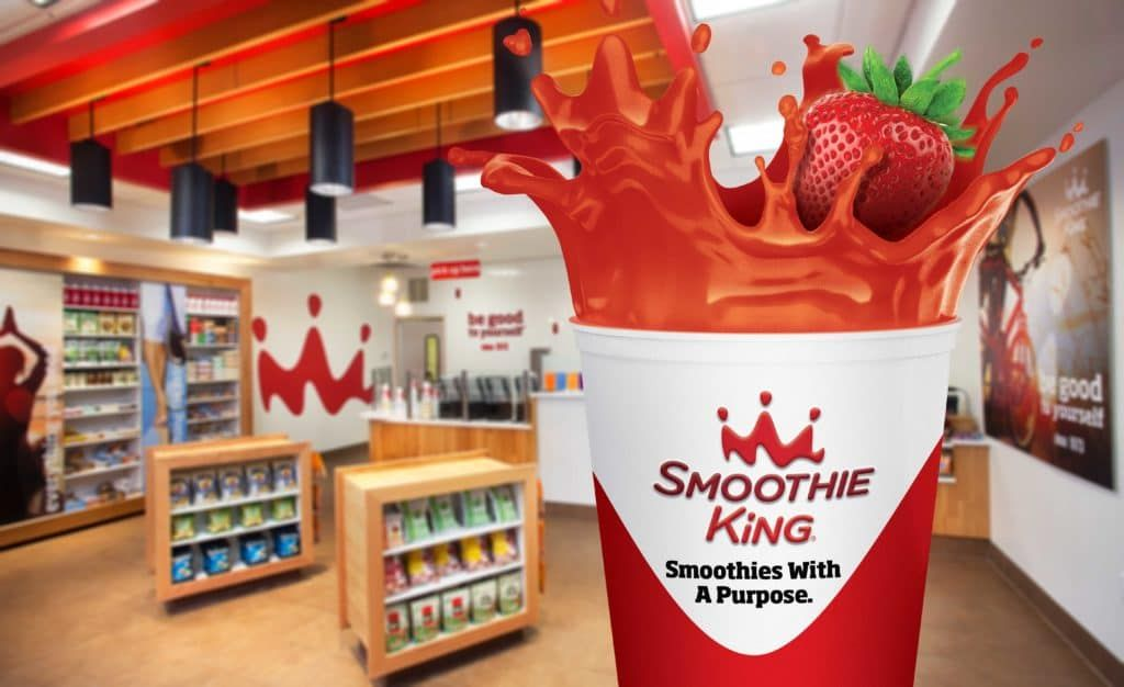 Finding a smoothie king near me now is easier than ever