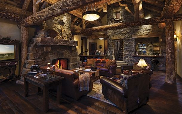 Inspiring The Modern Western Lifestyle Cabin Homes Log