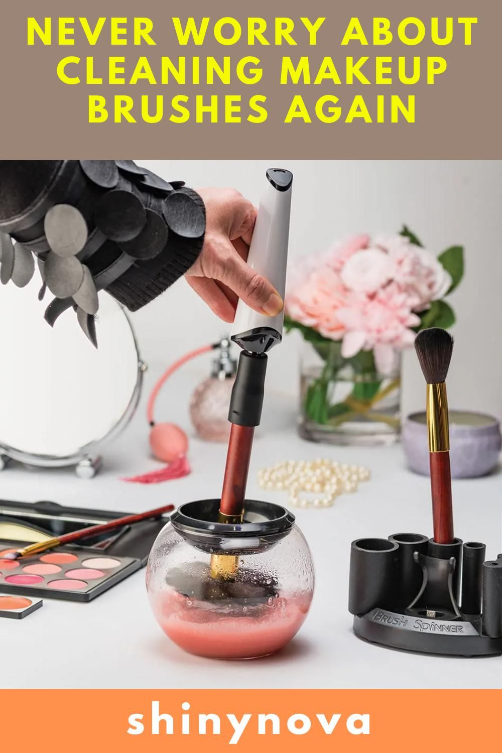 Photo of Makeup Brush Cleaner
