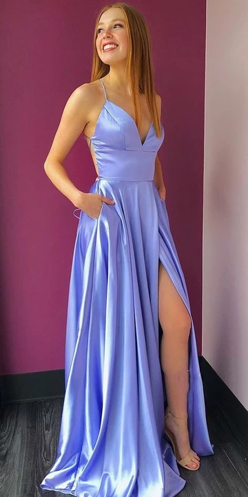 2020 Prom Dress Long Prom Dresses 8th Graduation Dress School Dance Winter Formal Dress YDP1004