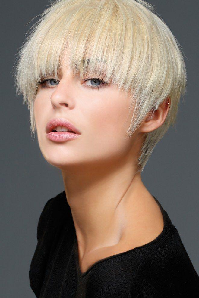 d couvrez toutes les tendances coiffure 2018 cheveux courts coiffures courtes pinterest. Black Bedroom Furniture Sets. Home Design Ideas