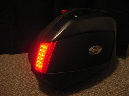 Designed For The Givi V35 Side Cases Each Kit Contains 2 High Intensity Led Lights That Fit Perfectly In The Original Red L Led Kit Led Lighting Solutions Led