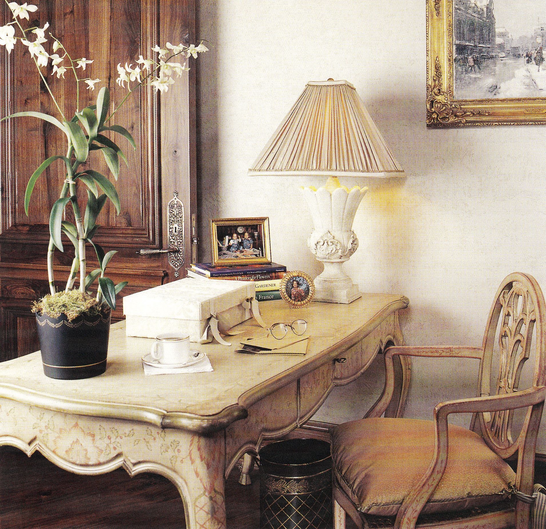 Betty Lou Phillips, Published Country French Decorating By