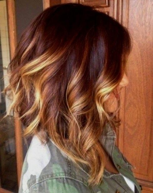 I am so bored of my hair-color… I need a change! Maybe... The post Hair Highlight 2015 Trends...