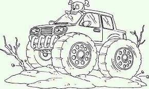 Coloriage Coloring Pinterest Monster Trucks