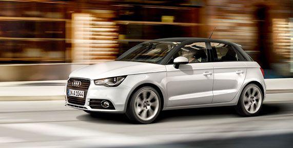 Audi A1 Sportback 5 Door Version Of The A1 Audi A1 Audi A1