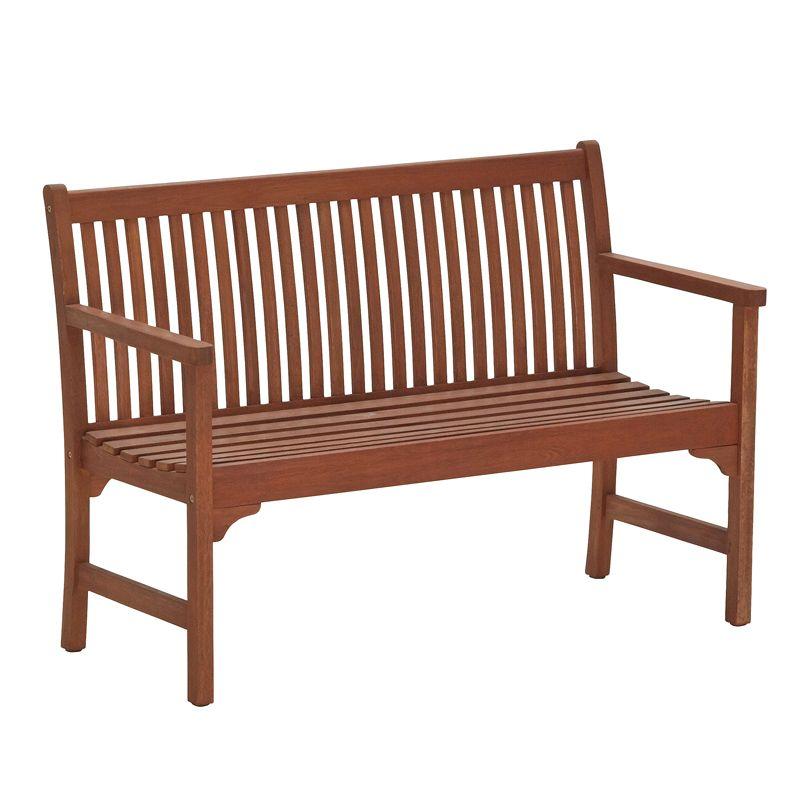 Kingsbury 3 Seat Bench - Dobbies Garden Centres   Garden   Pinterest