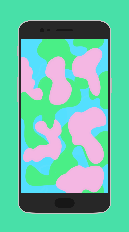 camouflage phone wallpaper - get it at www lazertrashprinter