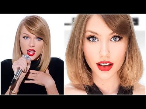 How To Look Like Taylor Swift Makeup Tutorial Stephaniemaii