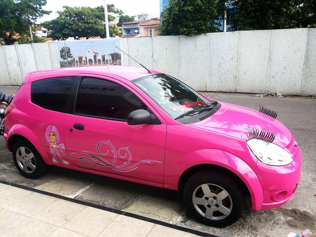 Ford Ka. Esse é o carro da Kaká, da Bahia. Cliente da loja Carro de Bolso. lojacarrodebolso.com.br