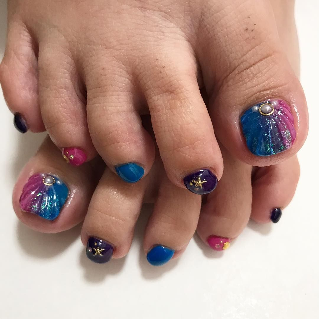 Summer 2019 Pedicure Ideas 45 Images About Pedicure Ideas for Toenails 2019   Page 13 of 46