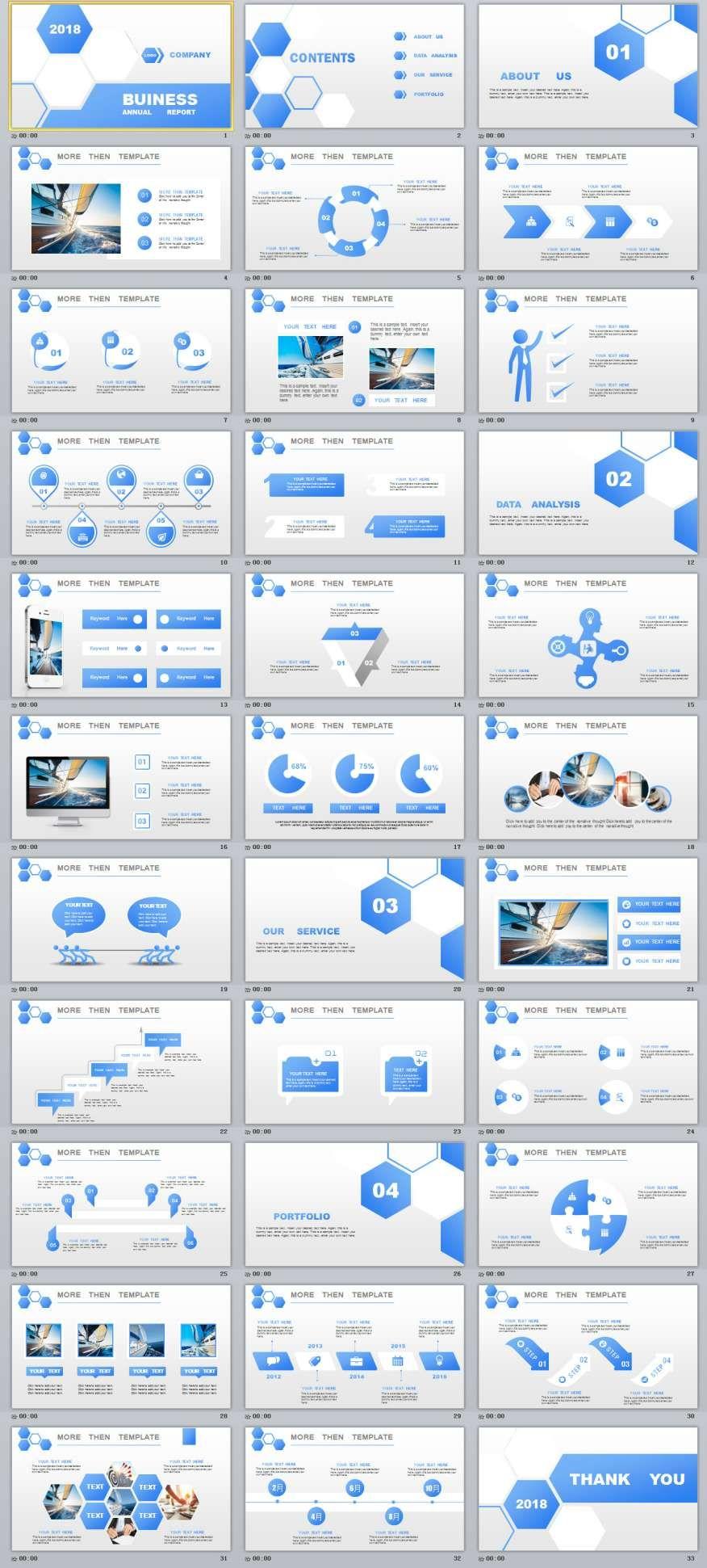 33 blue lowpoly business report powerpoint templates template 33 blue lowpoly business report powerpoint templates toneelgroepblik Choice Image