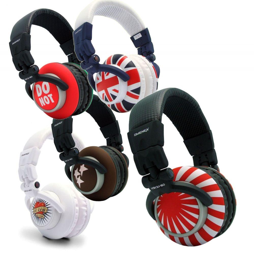 Metronic KSK DJ Auscultadores - Tecnologia - Som e Imagem - Áudio Portátil - Auscultadores - Presentes.pt
