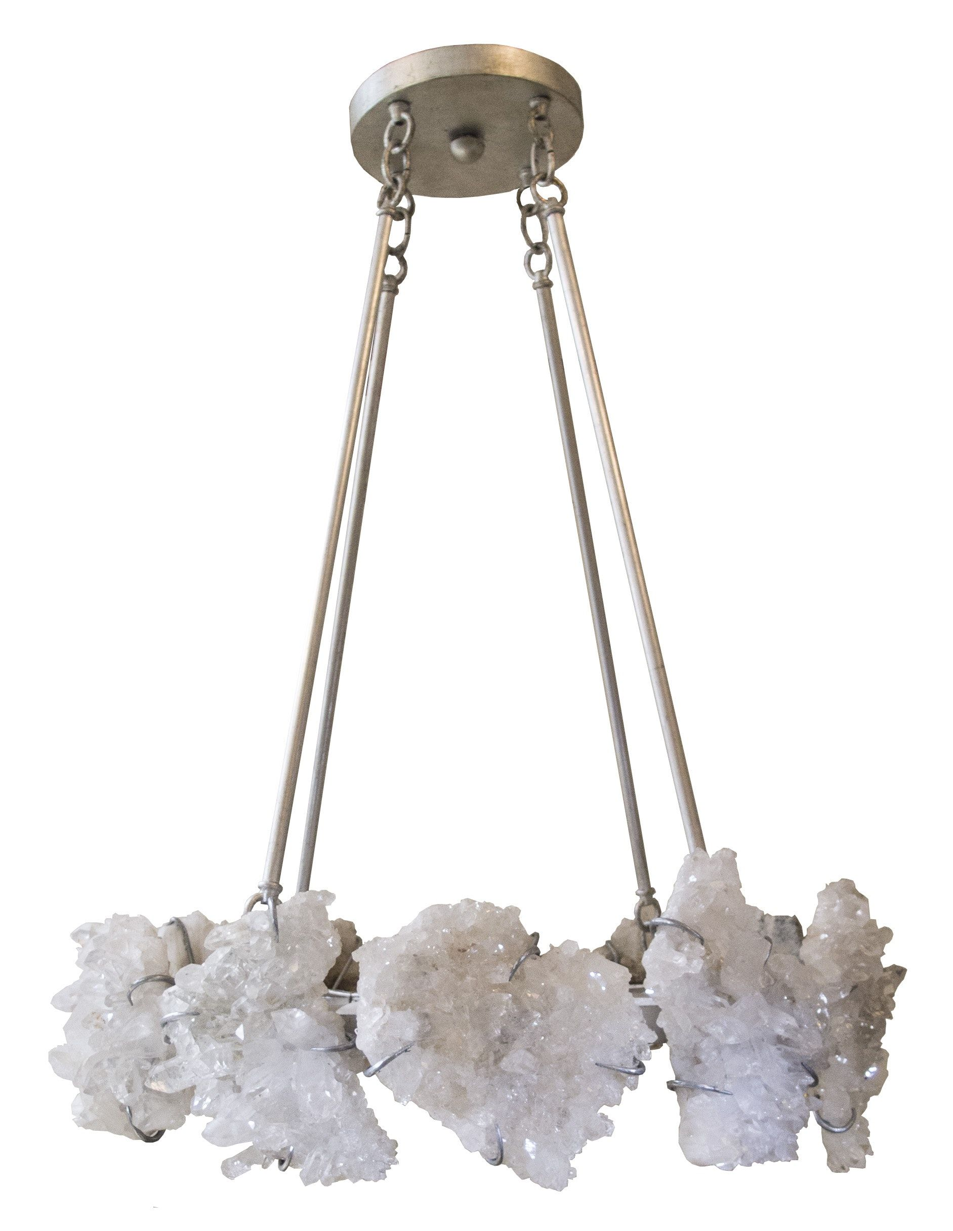 La Tache Chandelier - Contemporary Traditional Transitional Mid ...