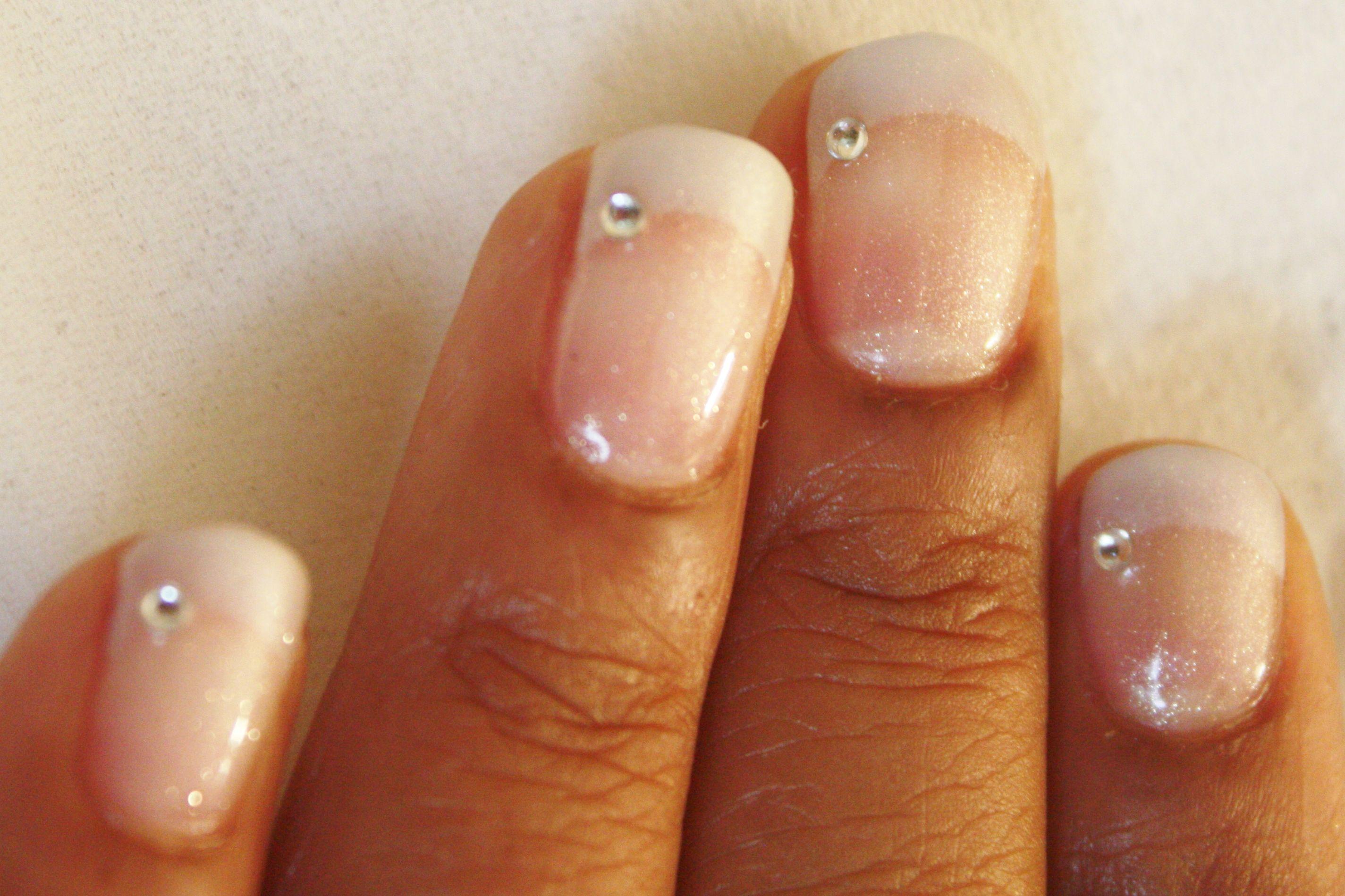 Dashing Diva french wrap tips, Shellac finish incl vip silver and ...