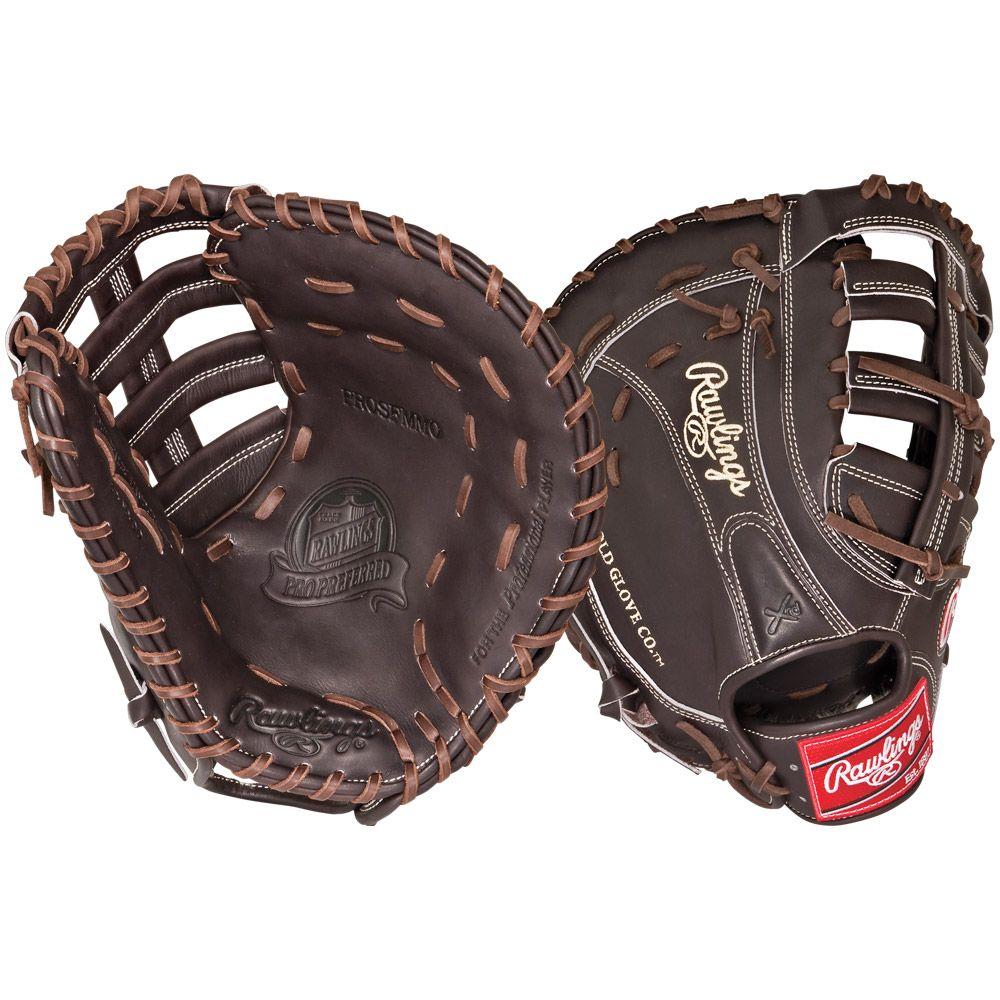 Rawlings Pro Preferred Prosfmmo 13 Baseball First Base Mitt Rawlings Pro Preferred Rawlings Baseball First