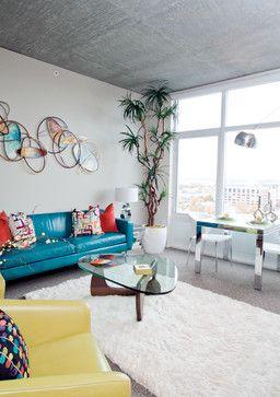 ContemporaryMid Century Modern Condominium Vacation Home