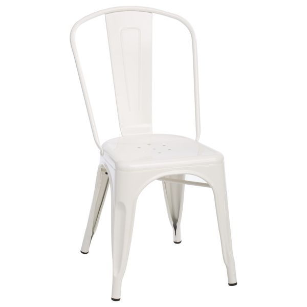$139.99 for 2 - Tabouret Bistro Steel Side Chairs (Set of 2)