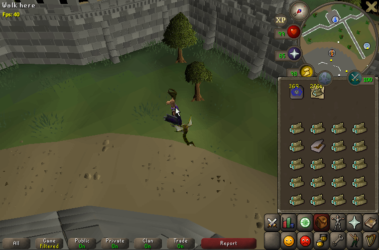 Ever Since I Started Playing Rs3 I Go Here On Osrs R Runescape Play Goes Mmorpg