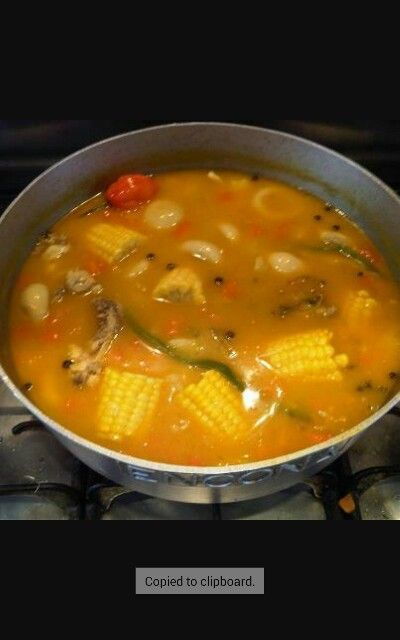 jamaican chicken soup recipe  jamaican recipes caribbean