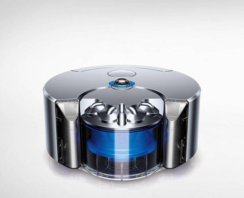Leibal 360eye Dyson 2 Aspirateur Robot Aspirateur Meilleur Aspirateur