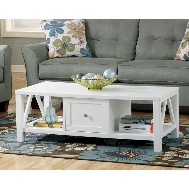 Kailah Accent Table Collection by Ashley Furniture   Winter ...