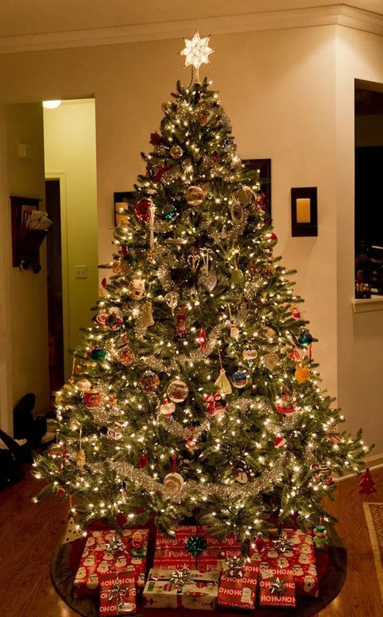 15 Most Fabulous Christmas Tree Decoration Ideas 9 Cool Christmas Trees Holiday Christmas Tree Merry Bright Christmas