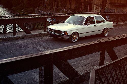 1978 Chamonix e21 BMW 316 - a bit lowered... Maintenance/restoration ...