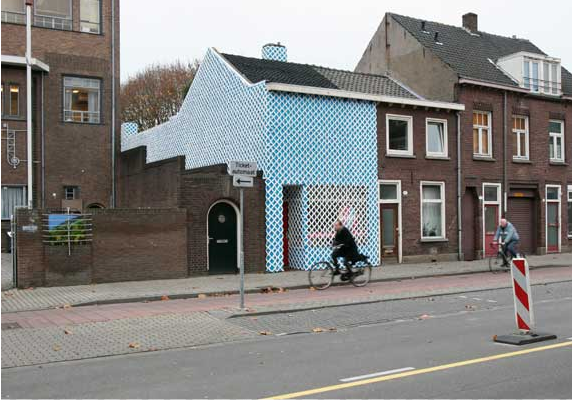 Het Kanten Huis by Sigrid Calon
