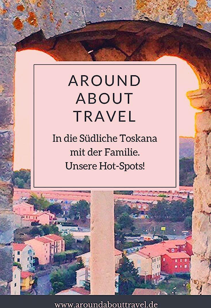 Photo of Mit der Familie in die südliche Toskana – Around About Travel