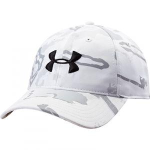 under armour white camo hat