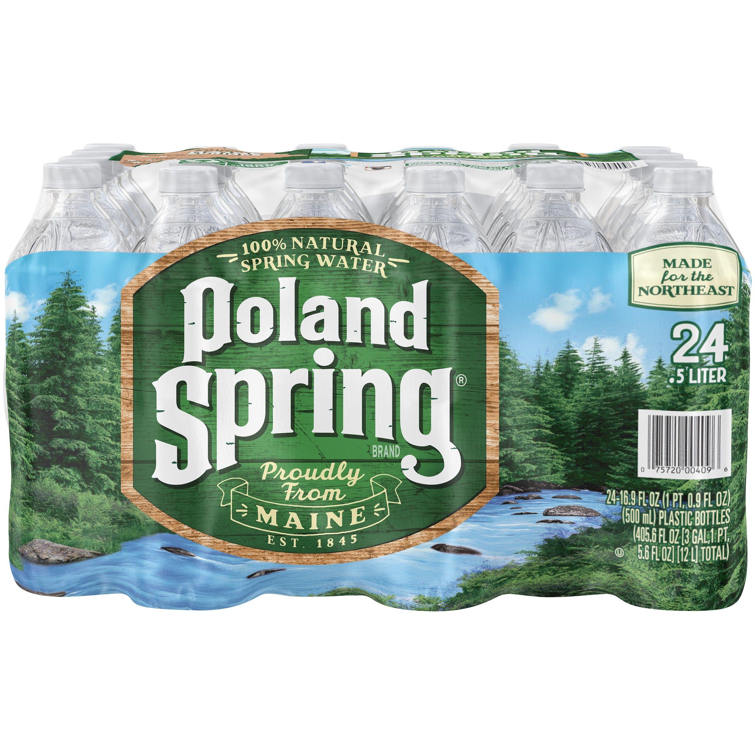 Food Poland spring water, Natural spring water, Spring water