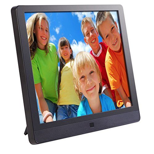 Digital Photo Frame FotoConnect XD with Email, Online Providers ...