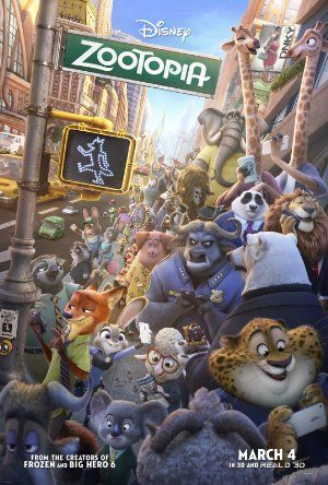 Watch Zootopia Zootopia 2016 Full 108 Min Free Movies Online Hd Director Byron Howard Rich Moore Jared Bush Cast Zootopia Movie Disney Zootopia Zootopia