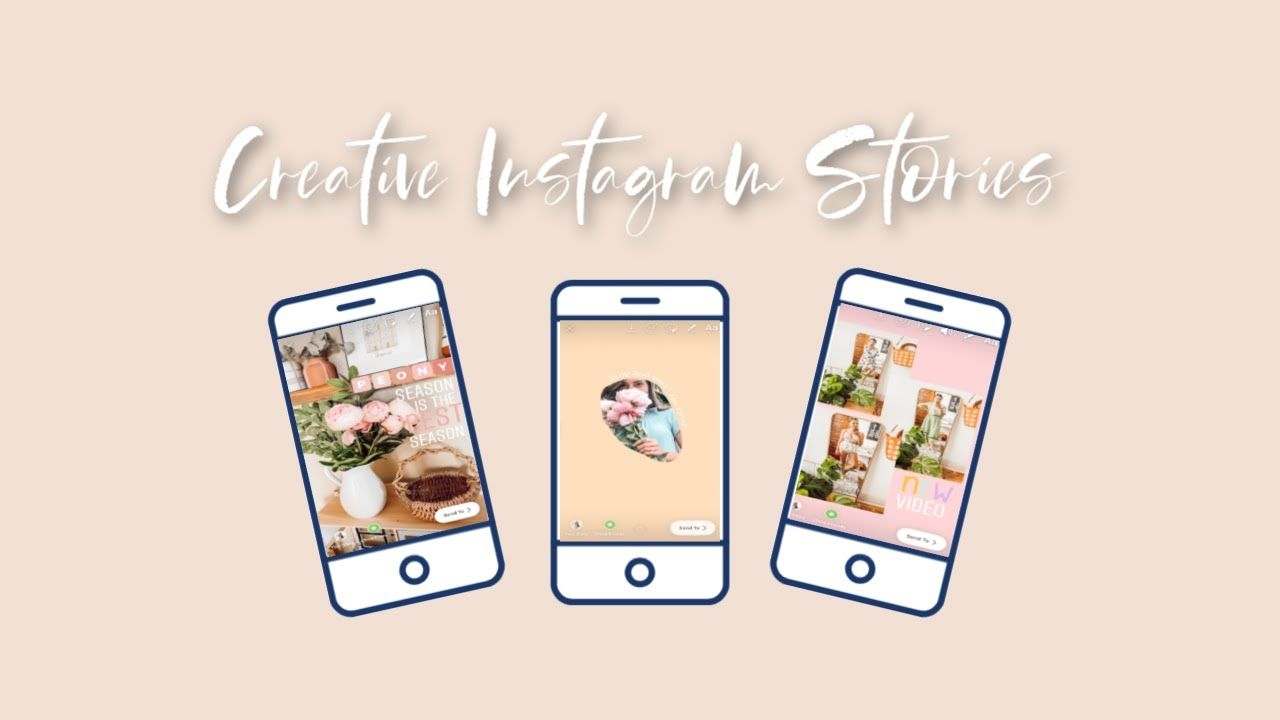 9 Creative Instagram Stories (using only the IG app