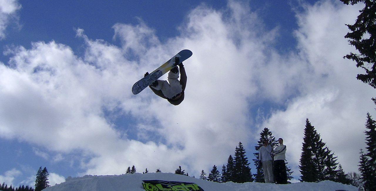 Snowboard Freestyle Kurs in Feldberg, Baden-Württemberg #Wintersport #Schnee #Sportart