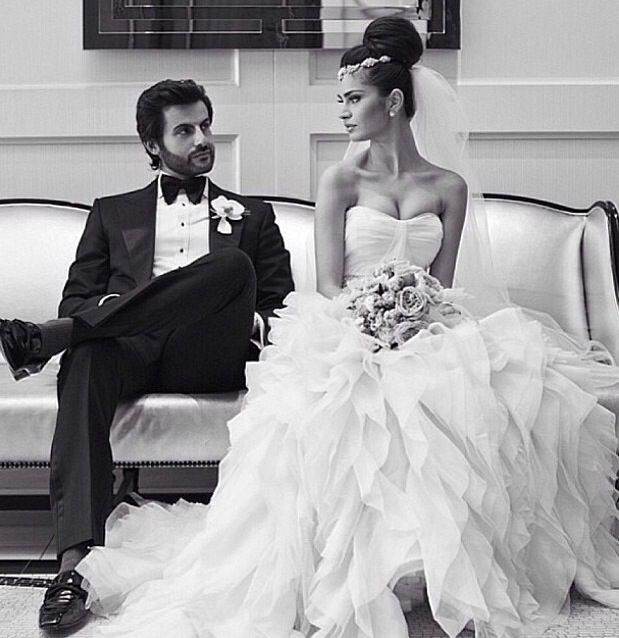 Persian and Groom Wedding Dress Wedding Gowns