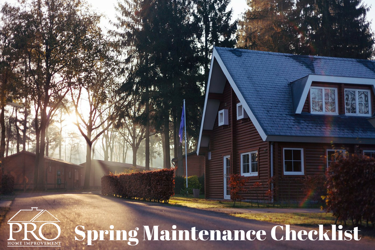 Spring Cleaning Your Home For The Outdoors Pro Advice